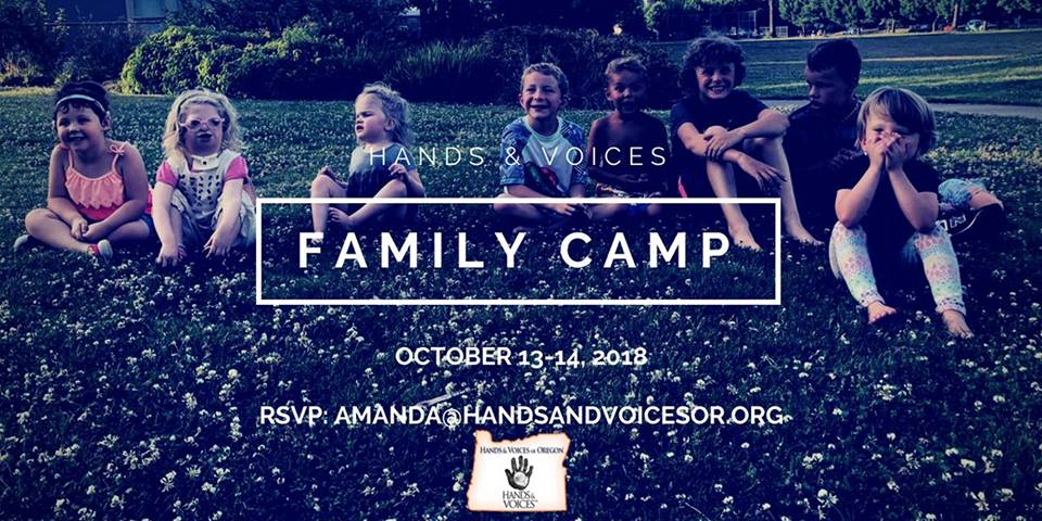Hands & Voices Family Camp